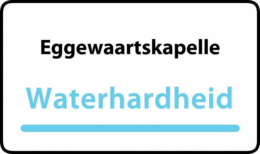 waterhardheid in Eggewaartskapelle is hard water 40 °F Franse graden